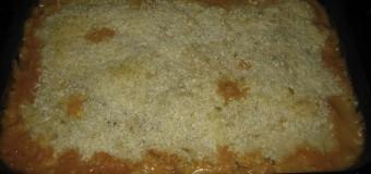 Buffalo Chicken Casserole