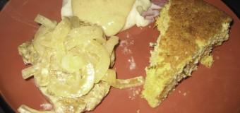 Pork Chops in a Sour Cream Sauce
